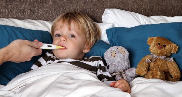 Baño En Ninos Con Fiebre:El resfriado en niños pequeños, ¿hay medicamentos para curarlo?