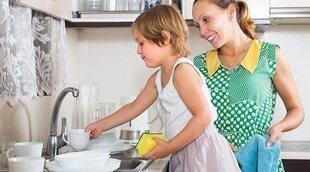 Los niños deben hacer las tareas del hogar porque es bueno para ellos