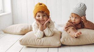 Cómo proteger a los niños del frío