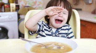 8 claves psicológicas para conseguir que tu hijo coma