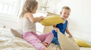 Qué deben hacer los padres si hay celos entre hermanos