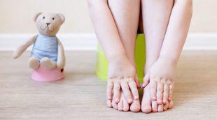 Cómo combatir el estreñimiento en niños