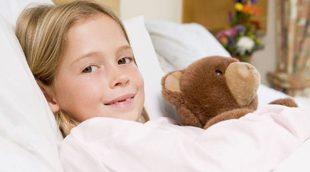 Efectos de la quimioterapia en niños