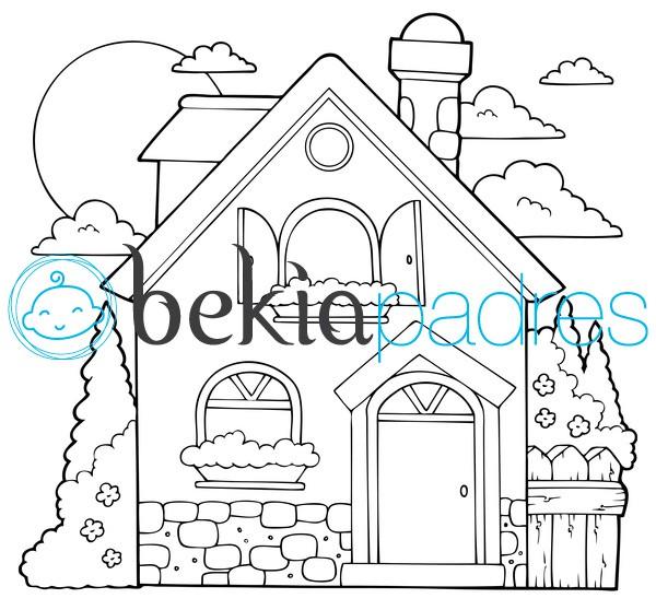 Casas Para Dibujar Bonitas Imagui