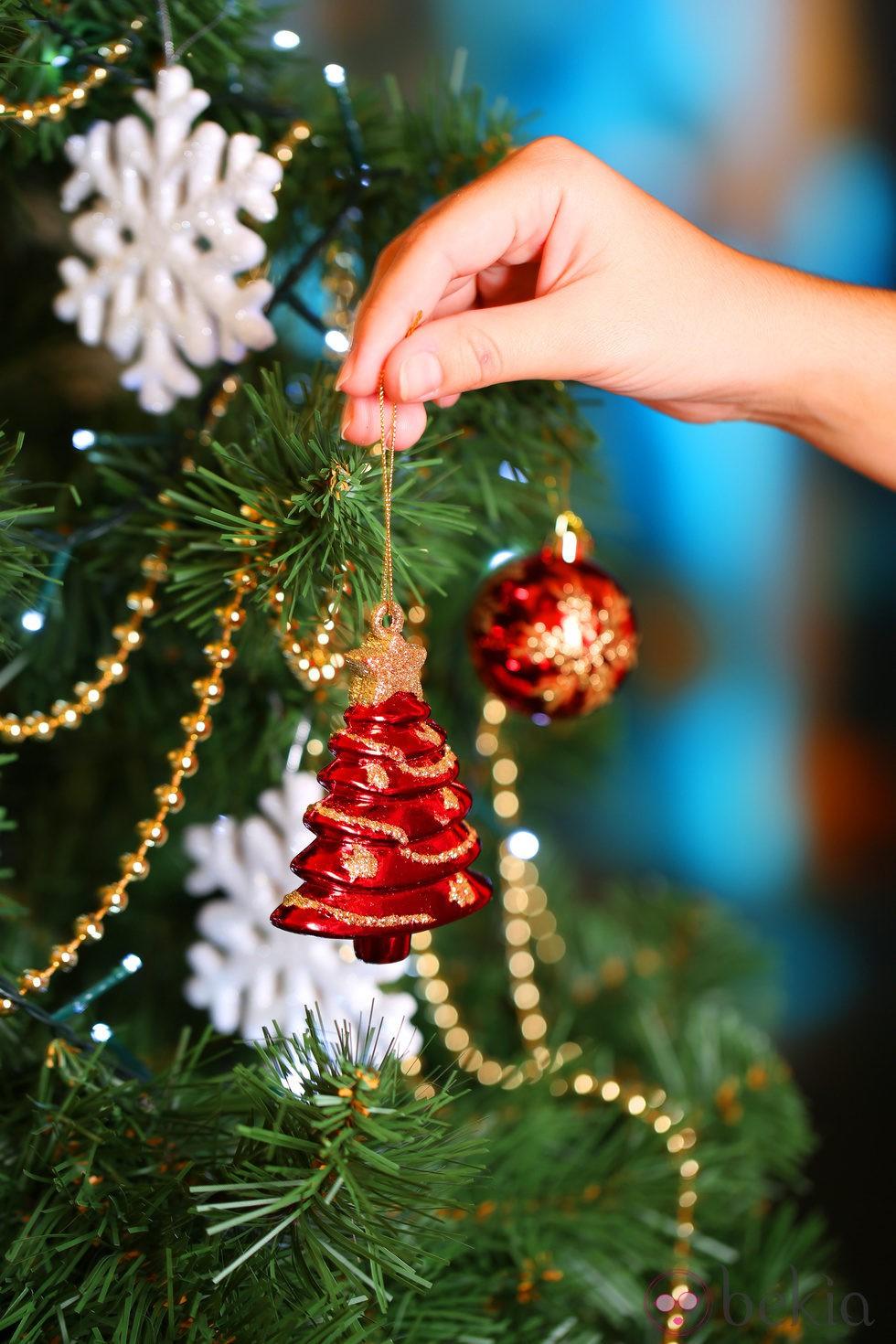 Figuritas de arboles imagui - Arboles navidad decorados ...