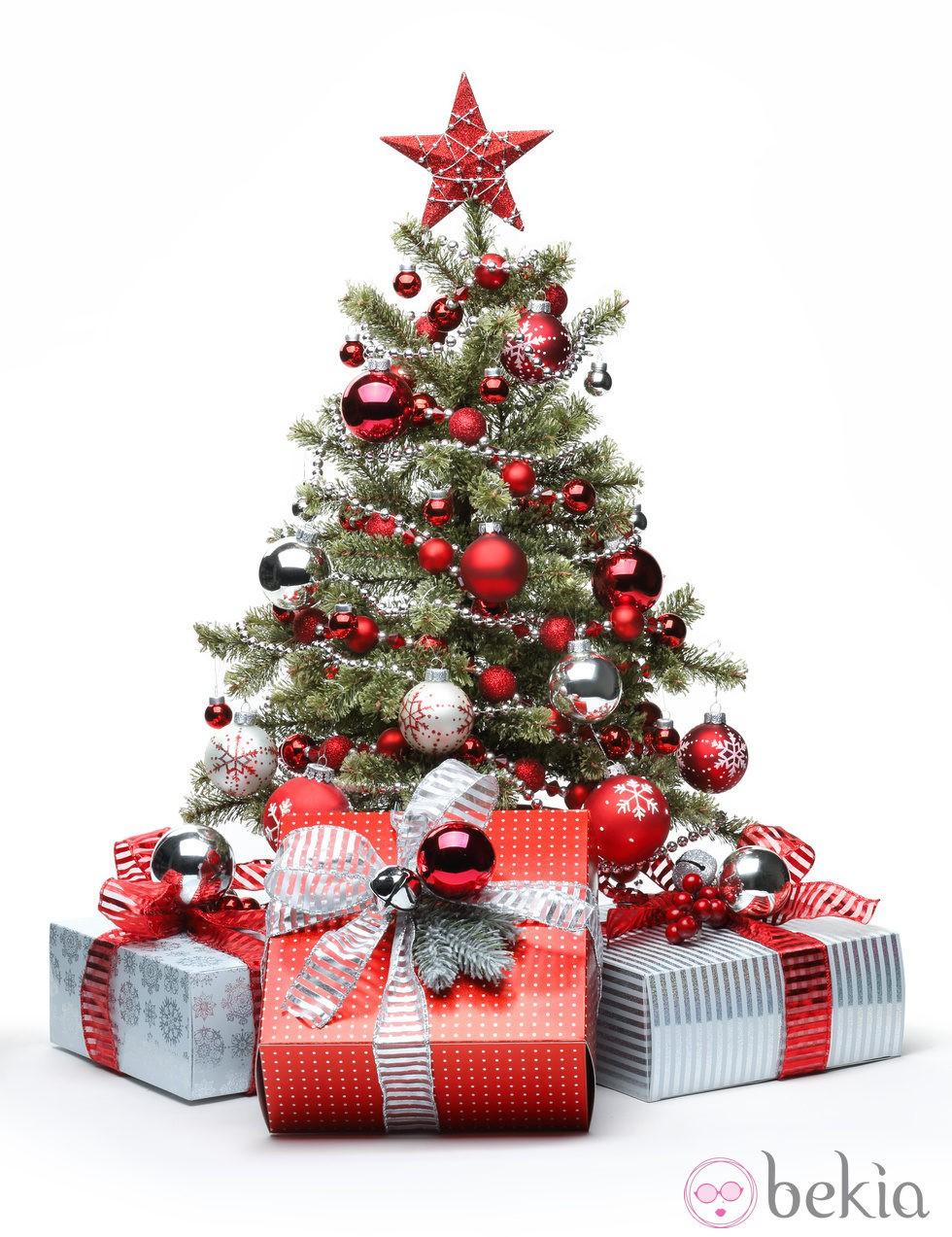 Imagenes arbol navidad decorados imagui - Imagenes de arboles navidad decorados ...